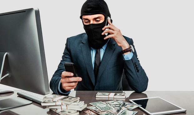 Мошенники представляются службой безопасности банка