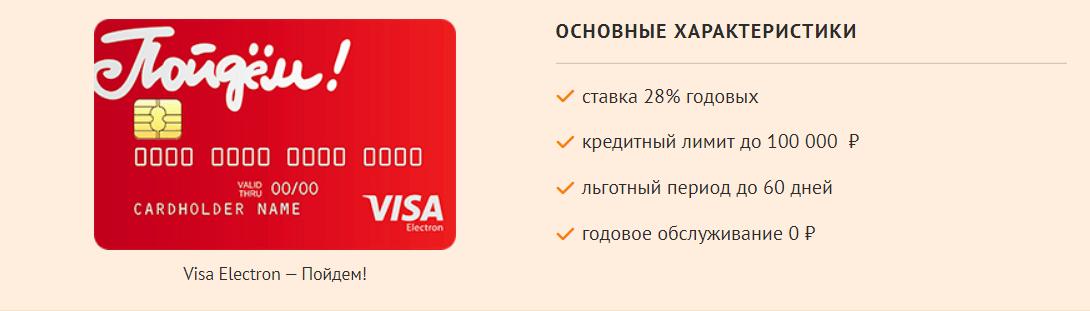 Кредитная карта, которую точно одобрят без работы и с плохой кредитной историей
